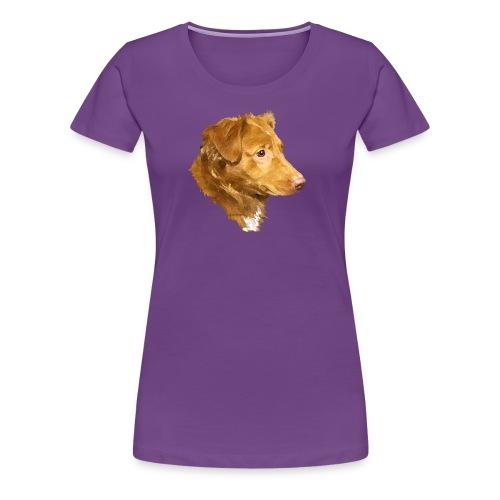 Womens TOLLER T-shirt - Women's Premium T-Shirt