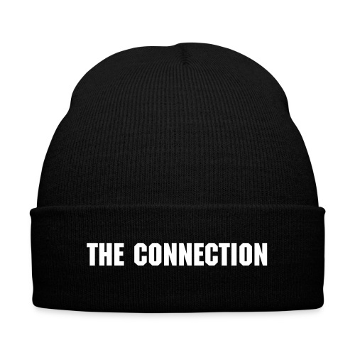 The Connection Skully - Knit Cap with Cuff Print
