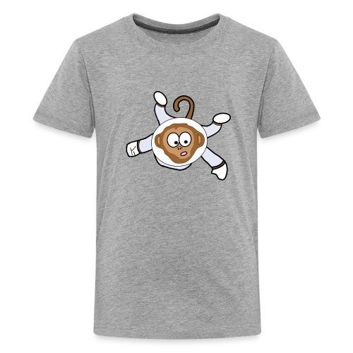 Monkey Gray - Kids - Kids' Premium T-Shirt