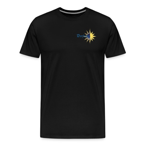 Daylight out of Darkness men's T-Shirt.. - Men's Premium T-Shirt