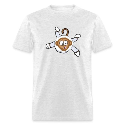 Monkey Gray - Men - Men's T-Shirt