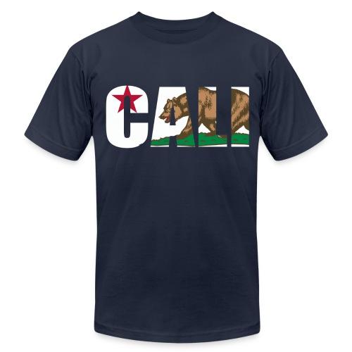 Cali Graphic Reff T-shirt - Men's Fine Jersey T-Shirt