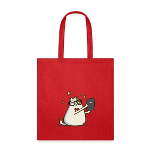 Friday Cat №4 - Tote Bag