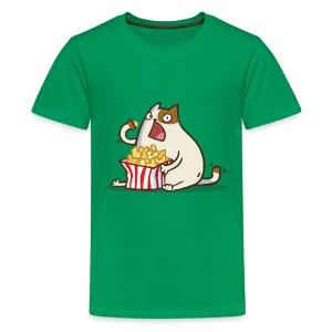 Friday Cat №5 - Kids' Premium T-Shirt