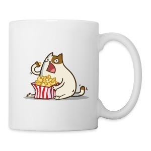 Friday Cat №5 - Coffee/Tea Mug