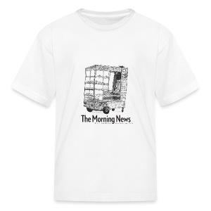 Kids' Coffee Cart T-Shirt - Kids' T-Shirt