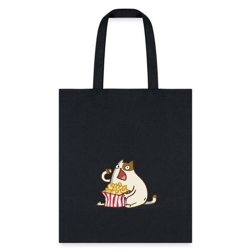 Friday Cat №5 - Tote Bag