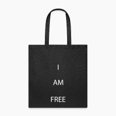I AM FREE Bags & backpacks