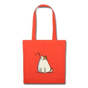 Friday Cat №6 - Tote Bag