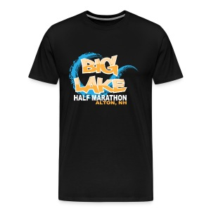 Big LaKe Half Tee 2015 - Men's Premium T-Shirt