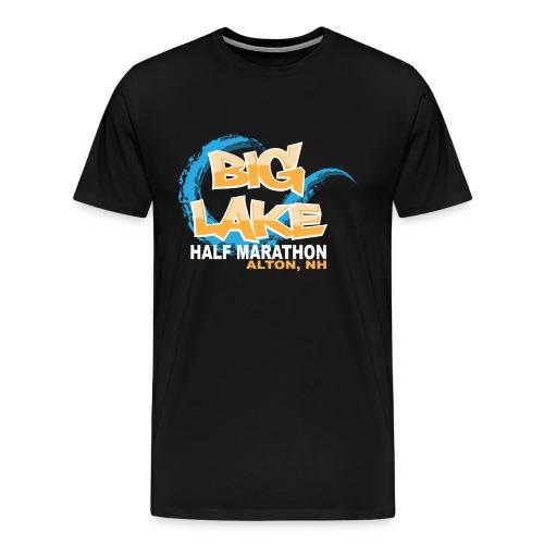 Big LaKe Half Tee 2015 - Men's Premium T-Shirt