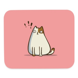 Friday Cat №6 - Mouse pad Horizontal