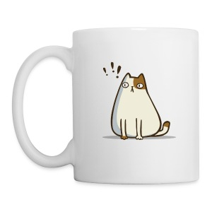 Friday Cat №6 - Coffee/Tea Mug