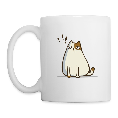 Friday Cat №6 - Coffee/Tea Mug