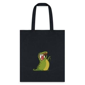 Friday Cat №7 - Tote Bag
