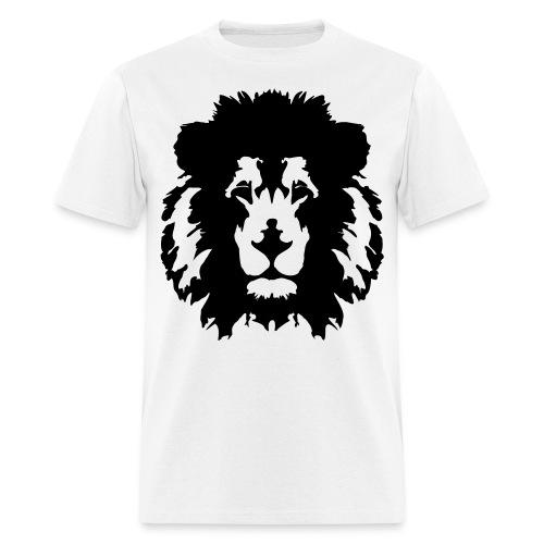 Lion Face T-Shirt (Men) - Men's T-Shirt