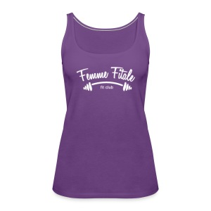 FFFC Logo Tank - Women's Premium Tank Top