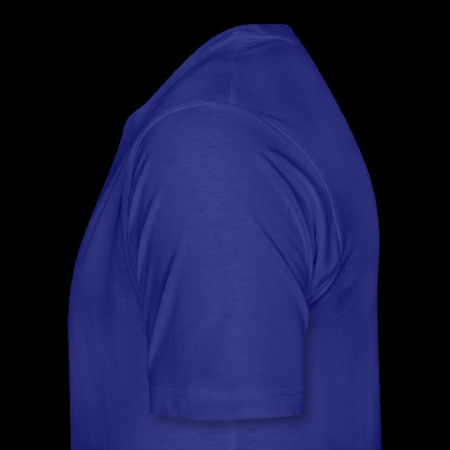 Men's Premium T Frt Voy Neon Custom