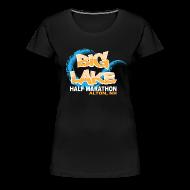 T-Shirts ~ Women's Premium T-Shirt ~ Women's Big Lake Half Tee 2015