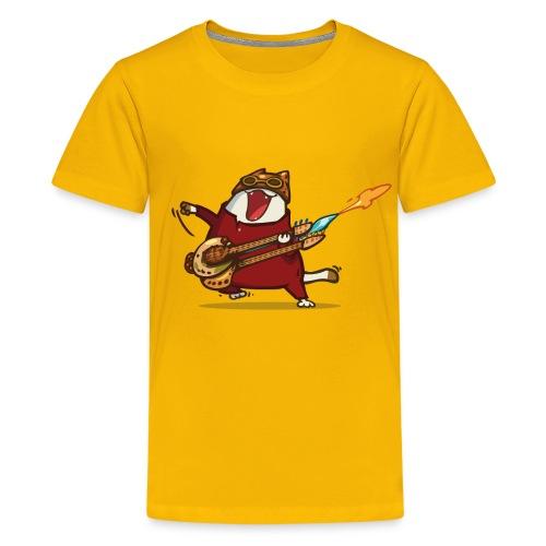 Friday Cat №9 - Kids' Premium T-Shirt