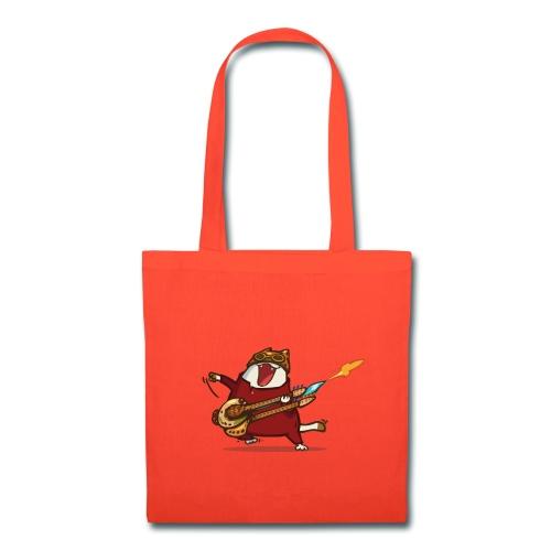 Friday Cat №9 - Tote Bag