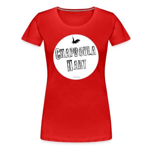 Chapdoula Hart aigle-cercle - T-shirt femme - Women's Premium T-Shirt