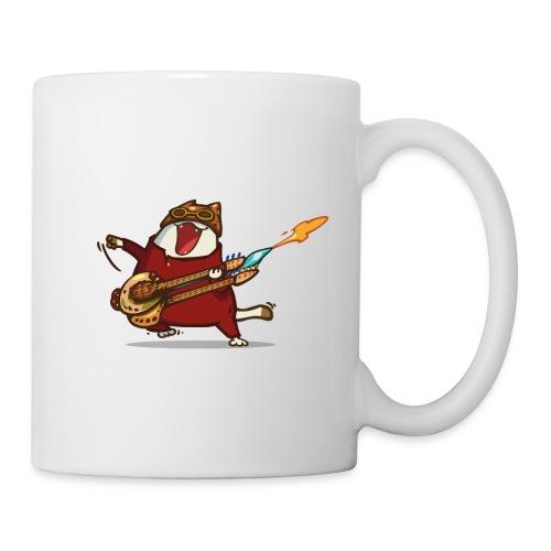 Friday Cat №9 - Coffee/Tea Mug