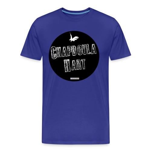 Chapdoula Hart aigle-cercle - T-shirt homme - Men's Premium T-Shirt