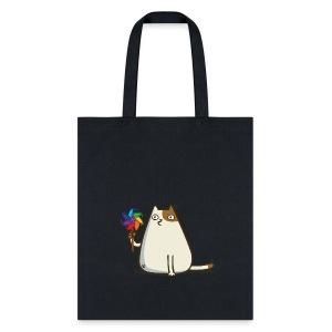 Friday Cat №10 - Tote Bag