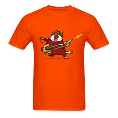 Friday Cat №9 - Men's T-Shirt