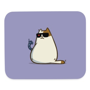 Friday Cat №11 - Mouse pad Horizontal