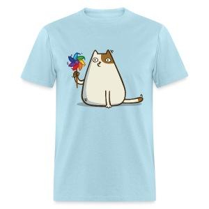 Friday Cat №10 - Men's T-Shirt