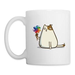 Friday Cat №10 - Coffee/Tea Mug