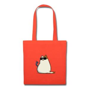 Friday Cat №11 - Tote Bag