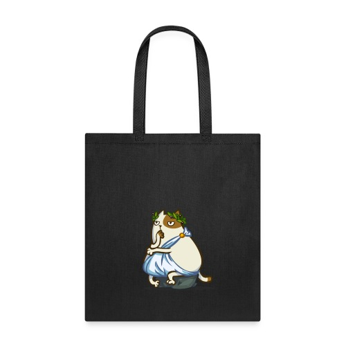 Friday Cat №12 - Tote Bag