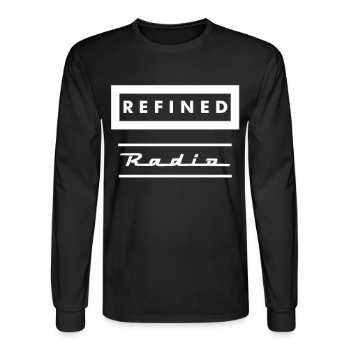 RefinedRadio_Longsleeve - Men's Long Sleeve T-Shirt