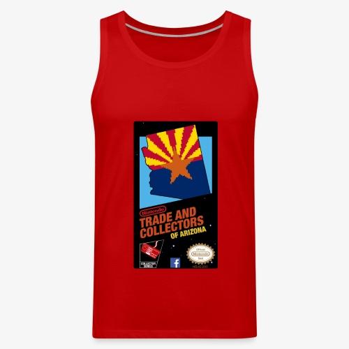 Men's Nintendo Trade and Collectors of Arizona Tank - Men's Premium Tank