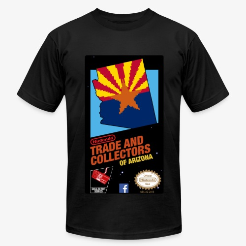 Men's Nintendo Trade and Collectors of Arizona Shirt - Men's  Jersey T-Shirt