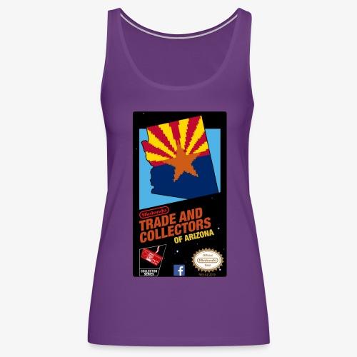 Women's Nintendo Trade and Collectors of Arizona Tank - Women's Premium Tank Top