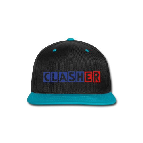 Clasher Hat - Snap-back Baseball Cap