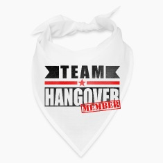 TEAM HANGOVER Caps