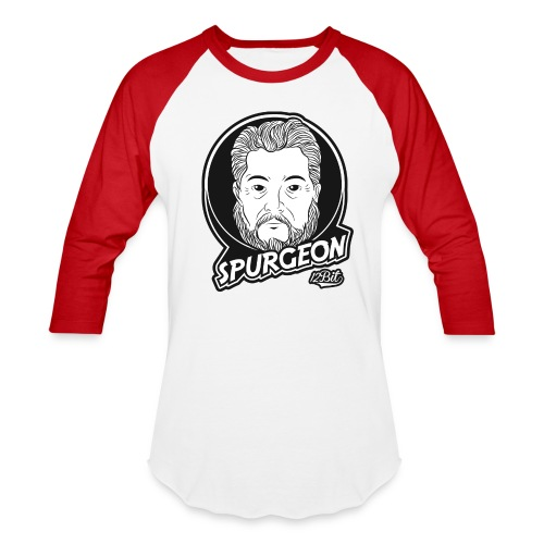 Spurgeon Baseball Tee - Baseball T-Shirt