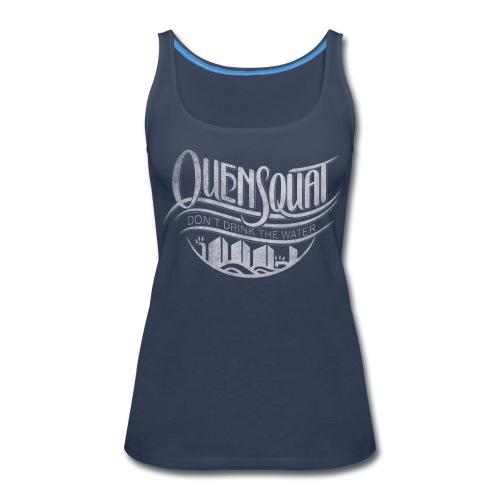 Quensquat (Economy) - Women's Premium Tank Top