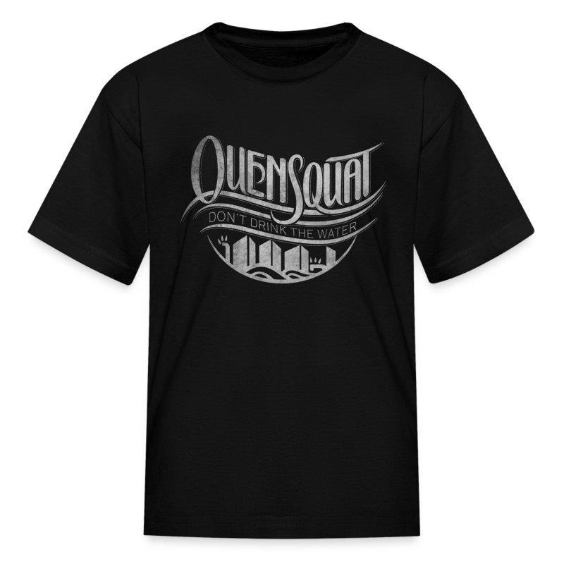 Quensquat (Kids) - Kids' T-Shirt