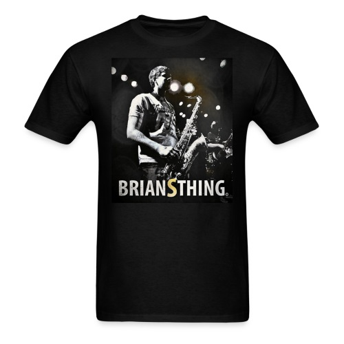 BriansThing Men's T-Shirt - Black - Men's T-Shirt