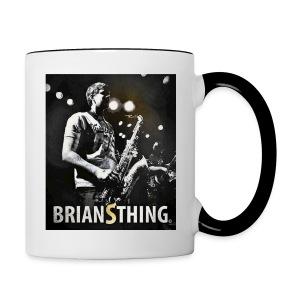 BriansThing Coffee/Tea Mug - Contrast Coffee Mug