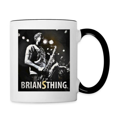 BriansThing Coffee/Tea Mug - Contrast Coffee Mug