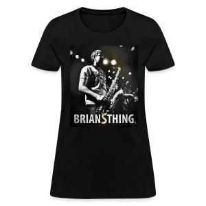 BriansThing Women's T-Shirt - Black - Women's T-Shirt