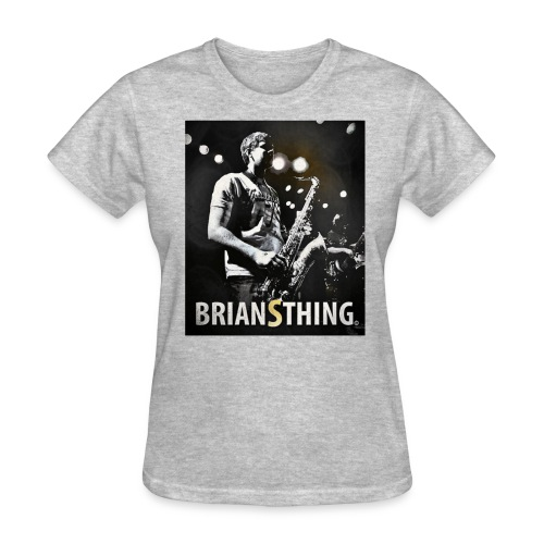 BriansThing Women's T-Shirt - Heather Gray - Women's T-Shirt