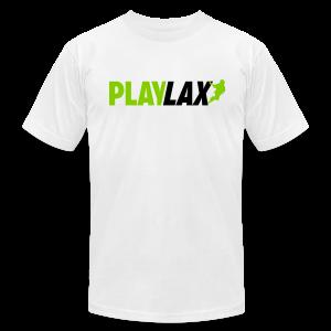 Play Lax Tee - Men's Fine Jersey T-Shirt